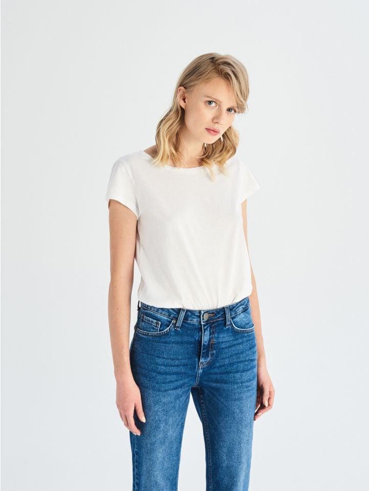Bavlněné tričko Basic