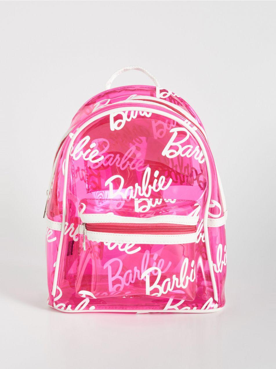 Barbie áttetsző hátizsák - rózsaszín - VJ591-30X - Sinsay - 1