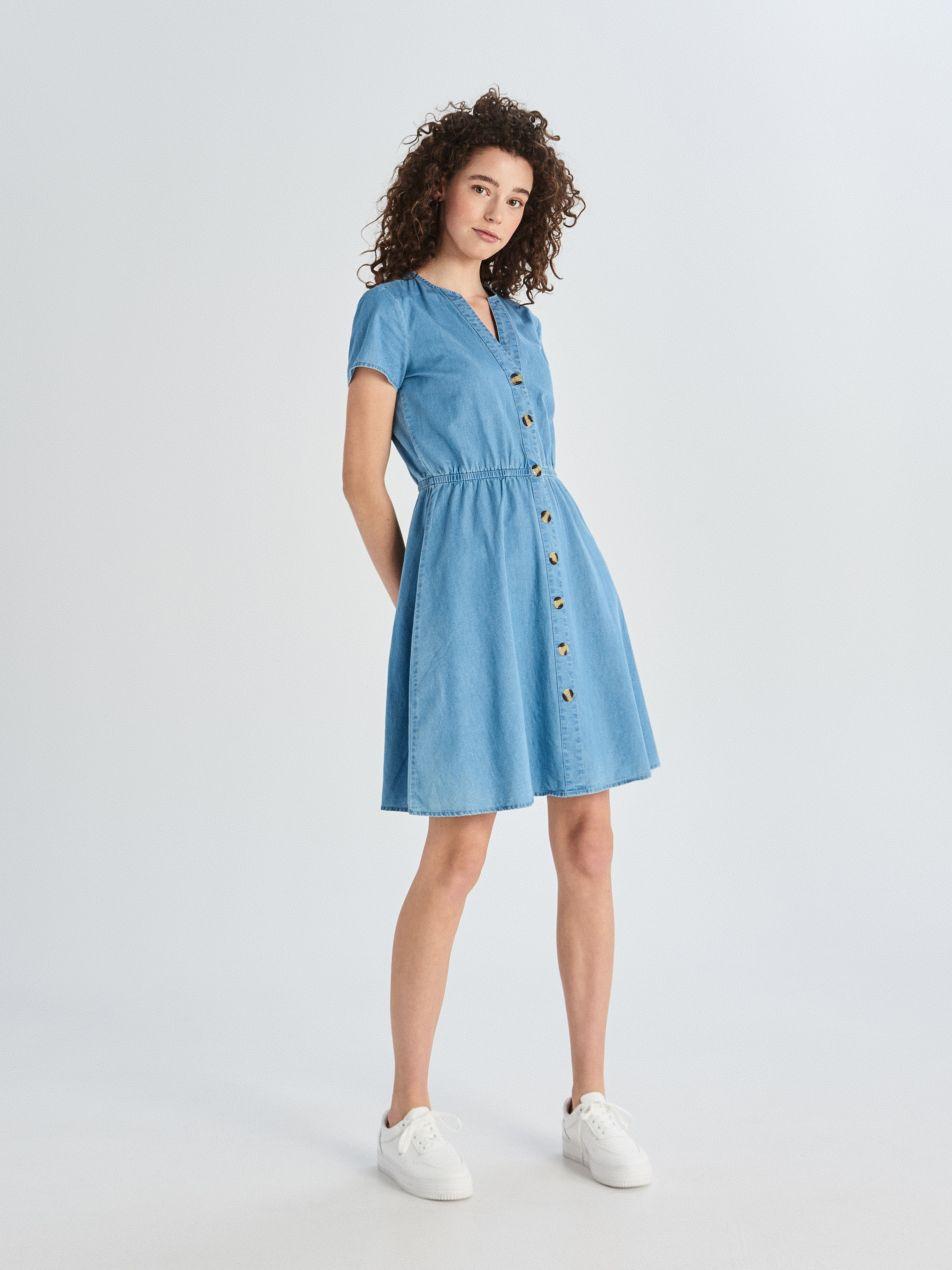 Farmer ruha - kék - VT557-50J - Sinsay - 2