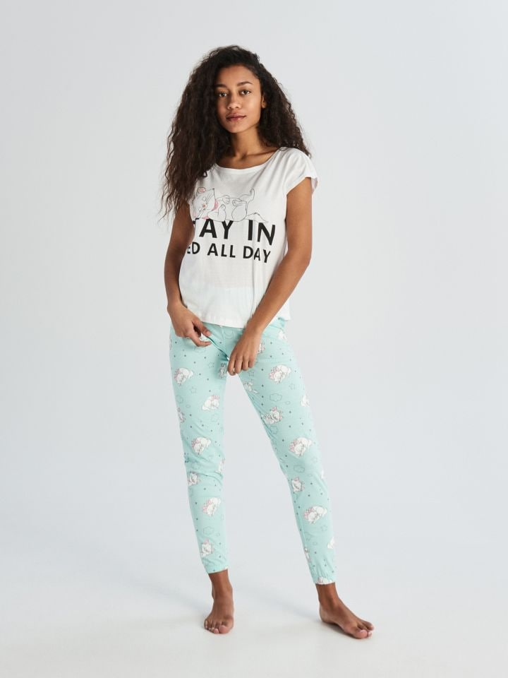 Kétrészes Macskarisztokraták pizsama