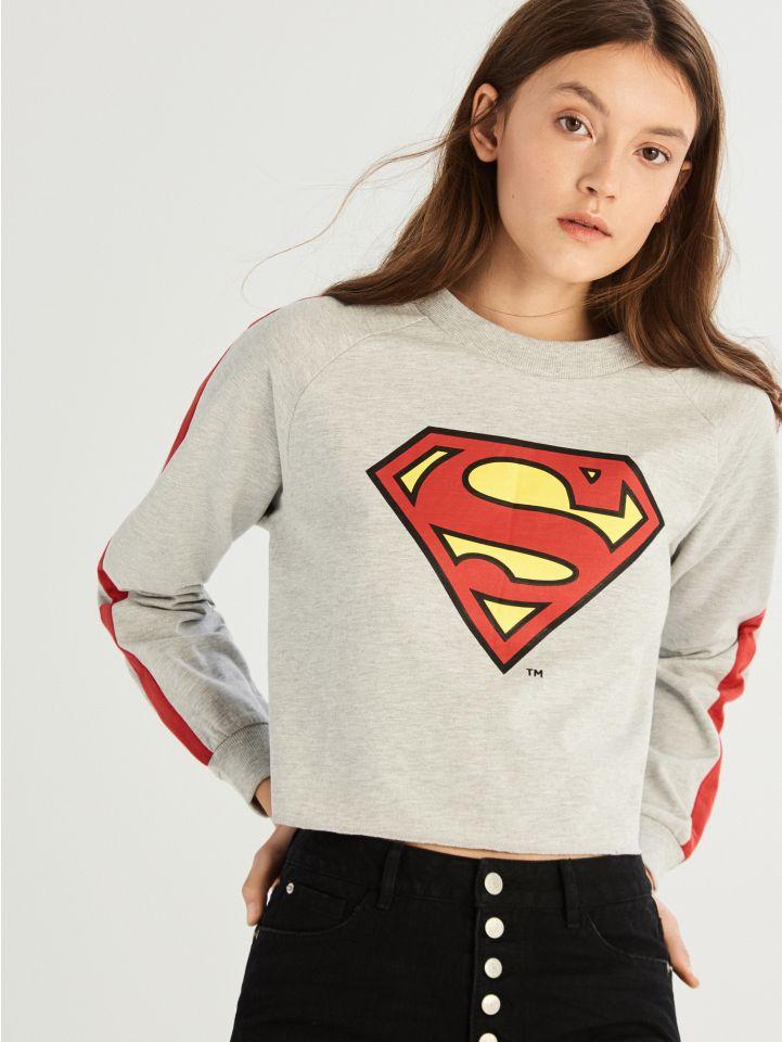 Džemperis superMAN