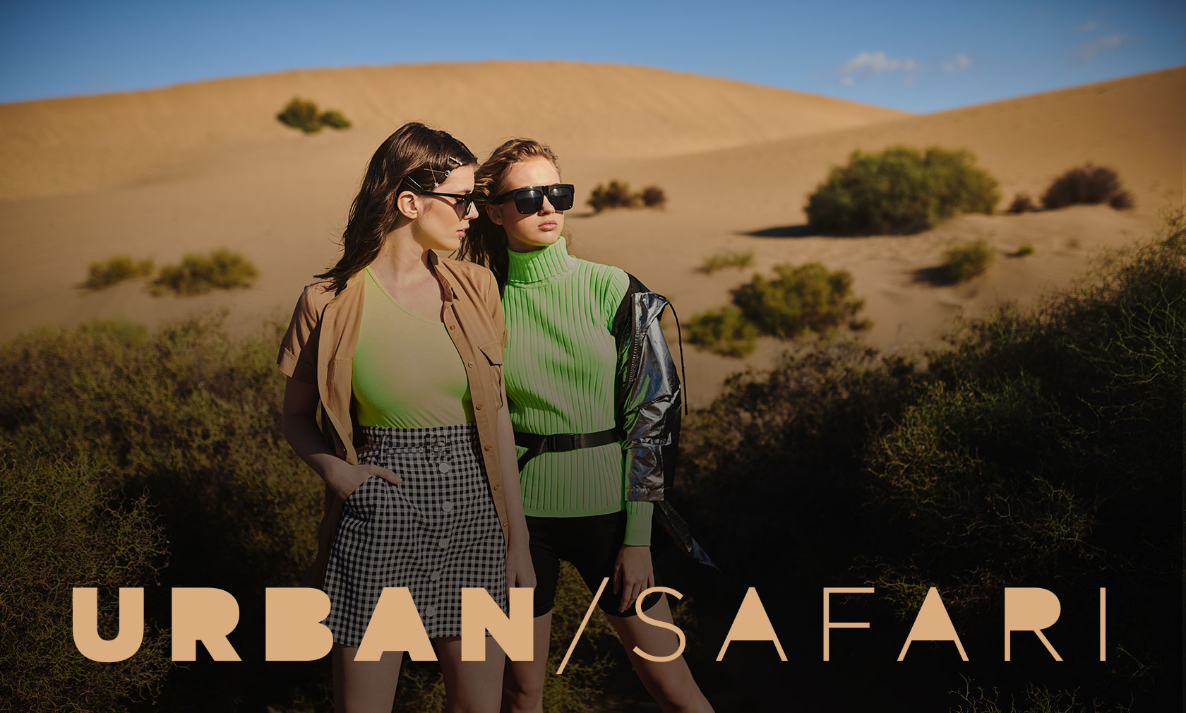 Sinsay Urban Safari Collection