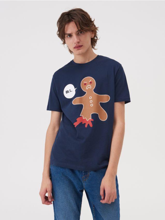Koszulka świąteczna