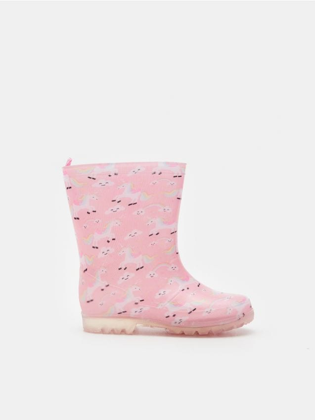 GIRLS` WELLINGTONS