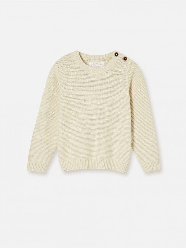 Džemper od finog pletiva
