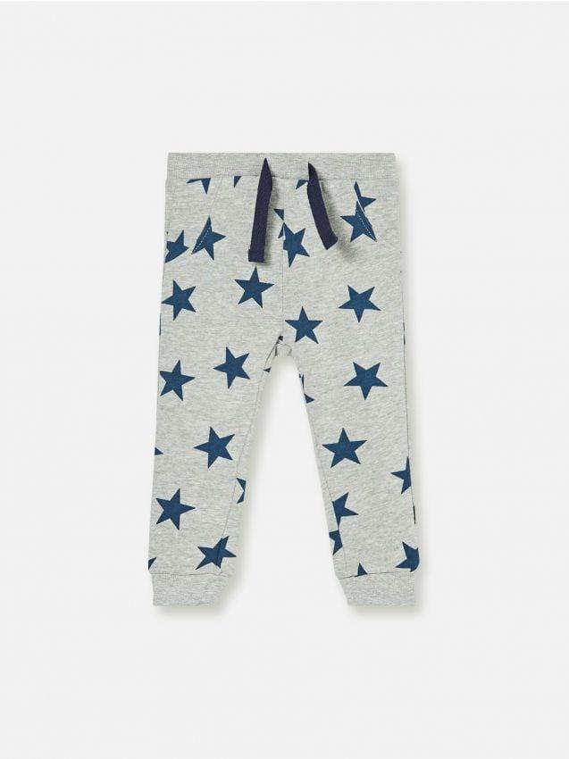Jogger hlače s printom