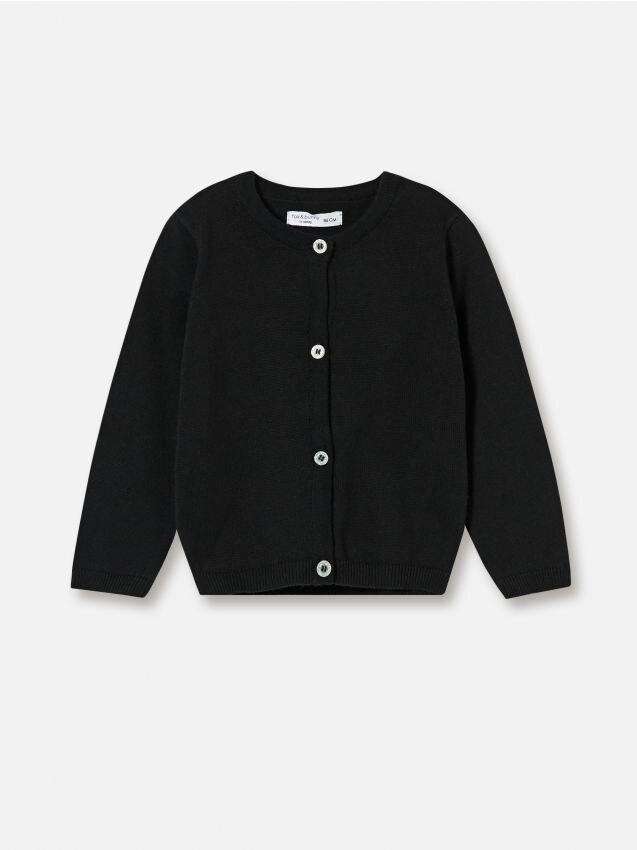 Džemper na kopčanje gumbima
