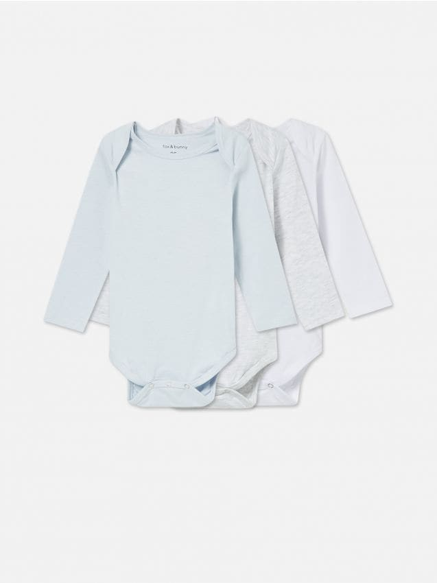 Bodysuit 3 pack