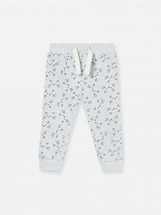 Sportske jogger hlače s printom