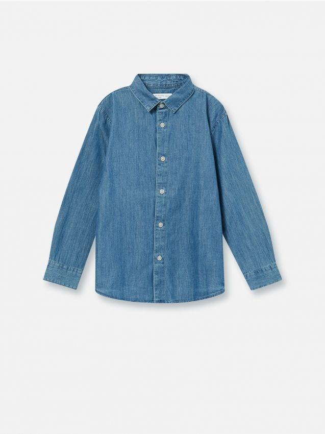 Džínsová košeľa
