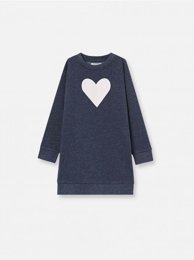 Majica s printom srca