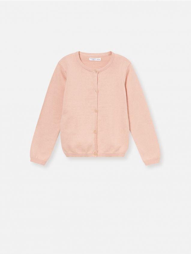 Zapinany sweter