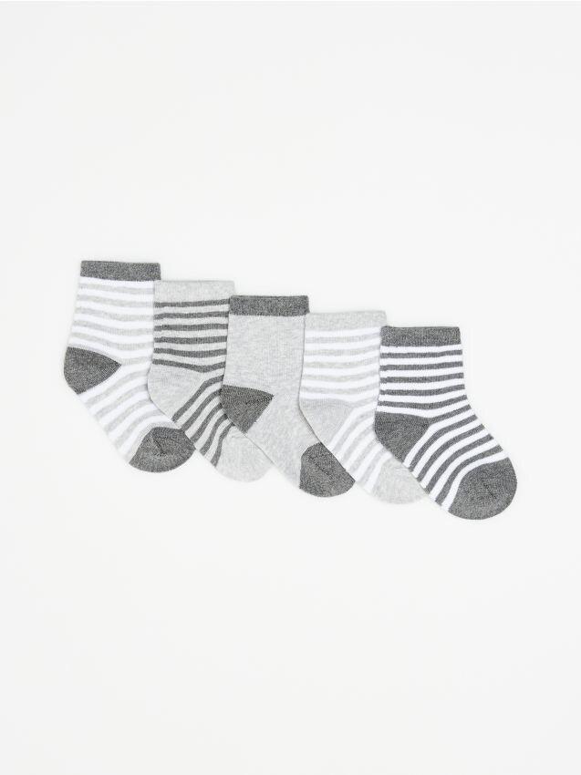 Set 5 perechi de ciorapi