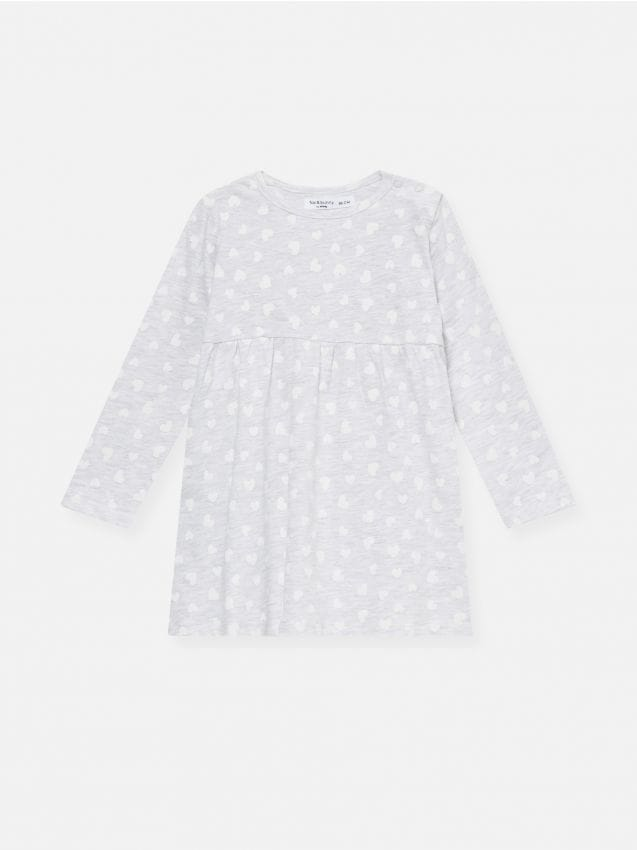 Vzorované šaty