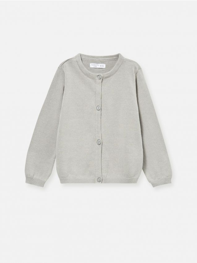 Cardigan monocromatic