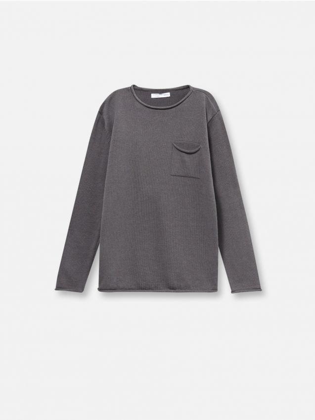Sweter z długim rękawem