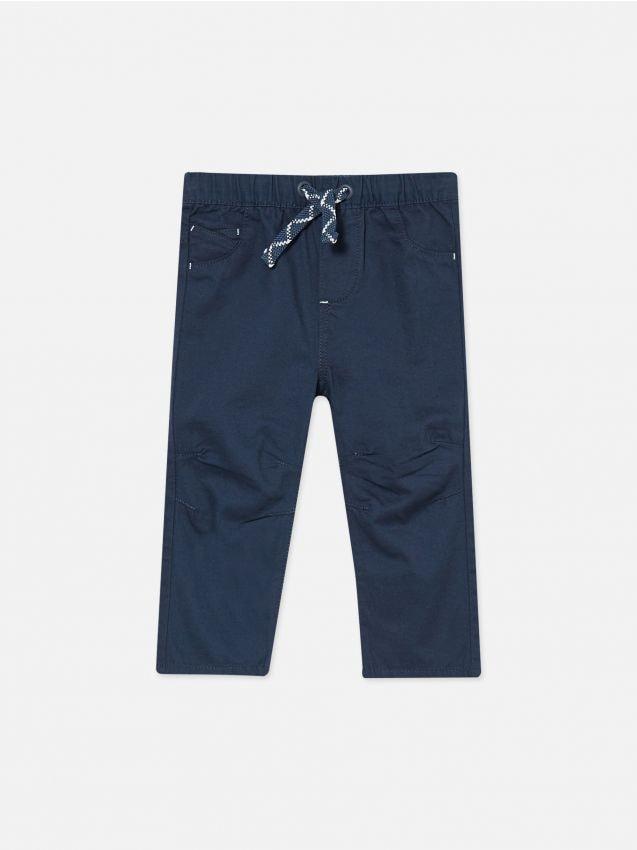 Pamučne jogger hlače maskirna uzorka