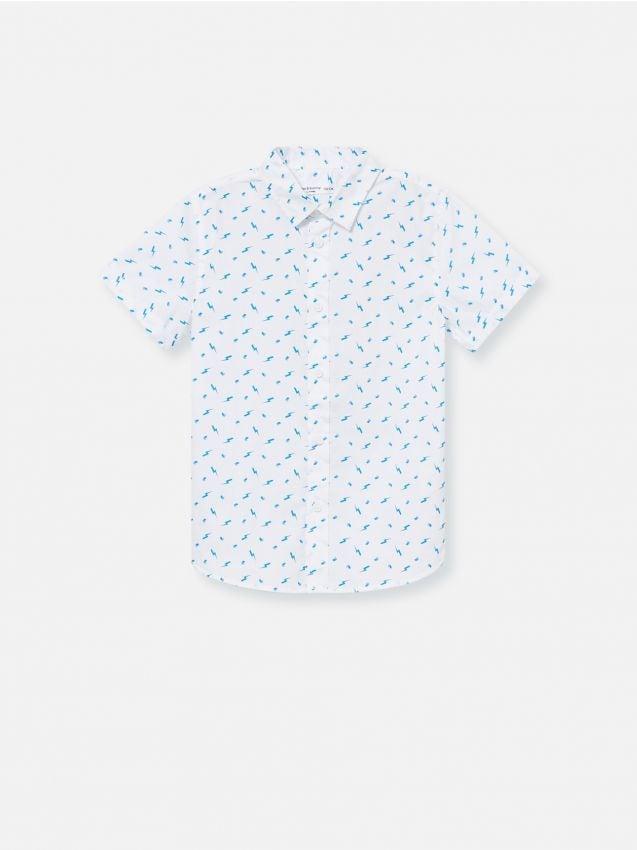 Košeľa s krátkym rukávom