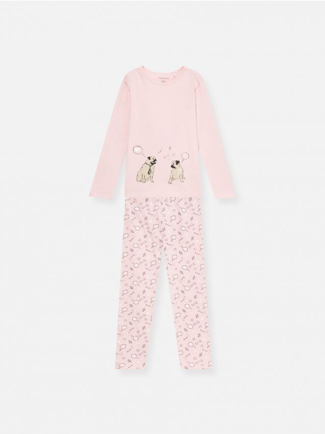 Pidžama s printom