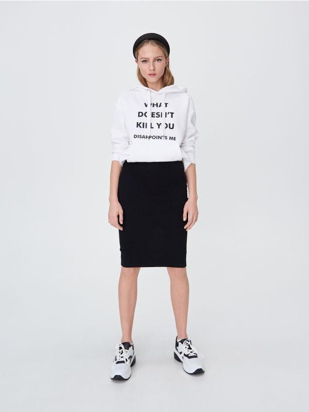 Прилегающая юбка