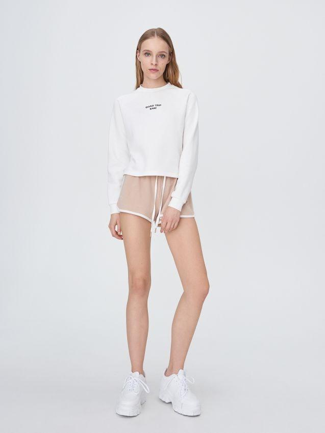 Krótkie dresowe szorty