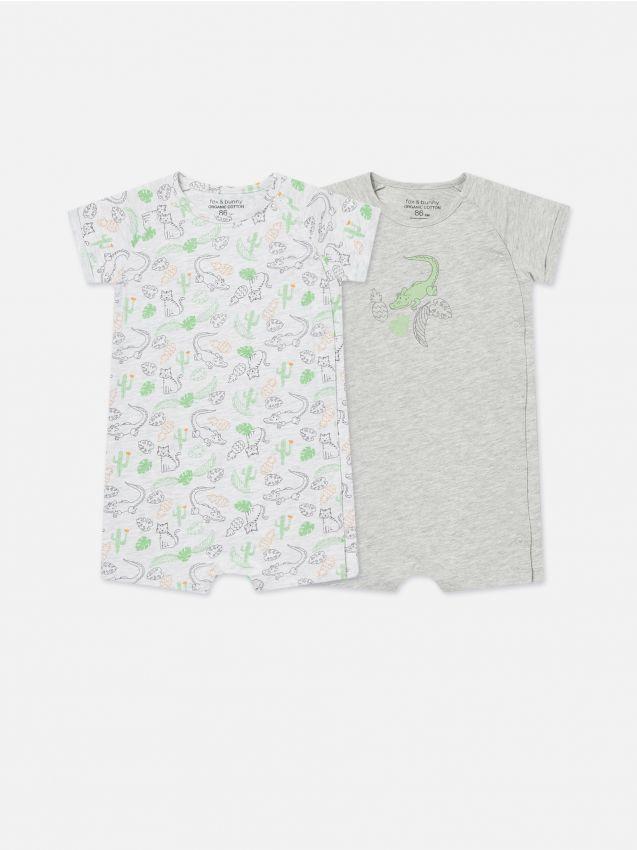 2 pack piżamek