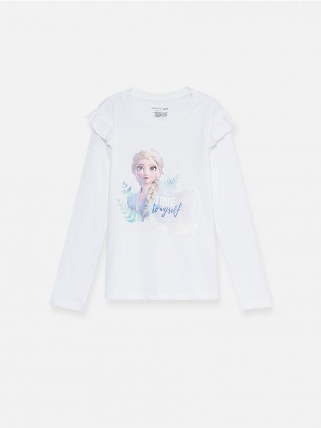 Tričko s dlhými rukávmi Frozen