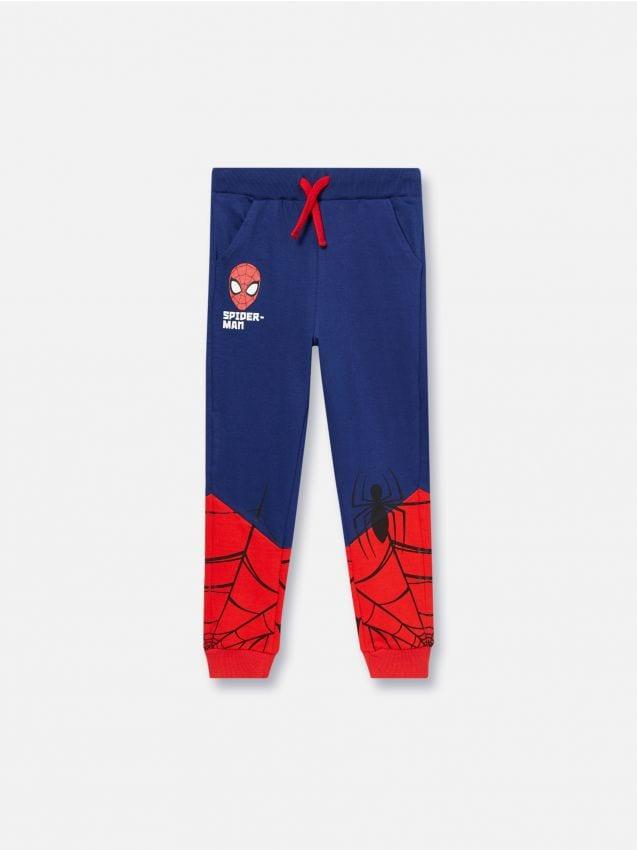 Teplákové joggery Spiderman