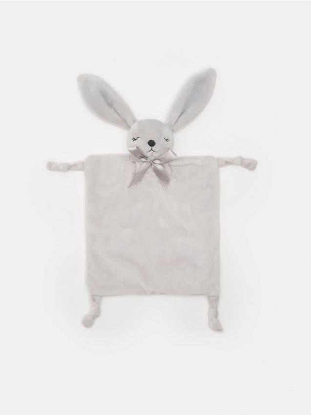 Мягкая игрушка-кролик