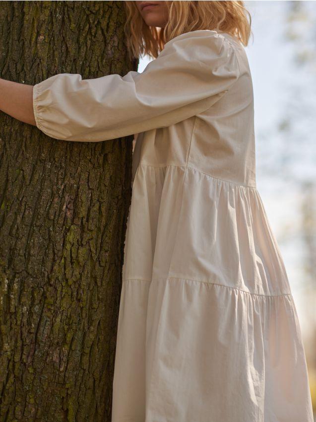 Bawełniana sukienka mini