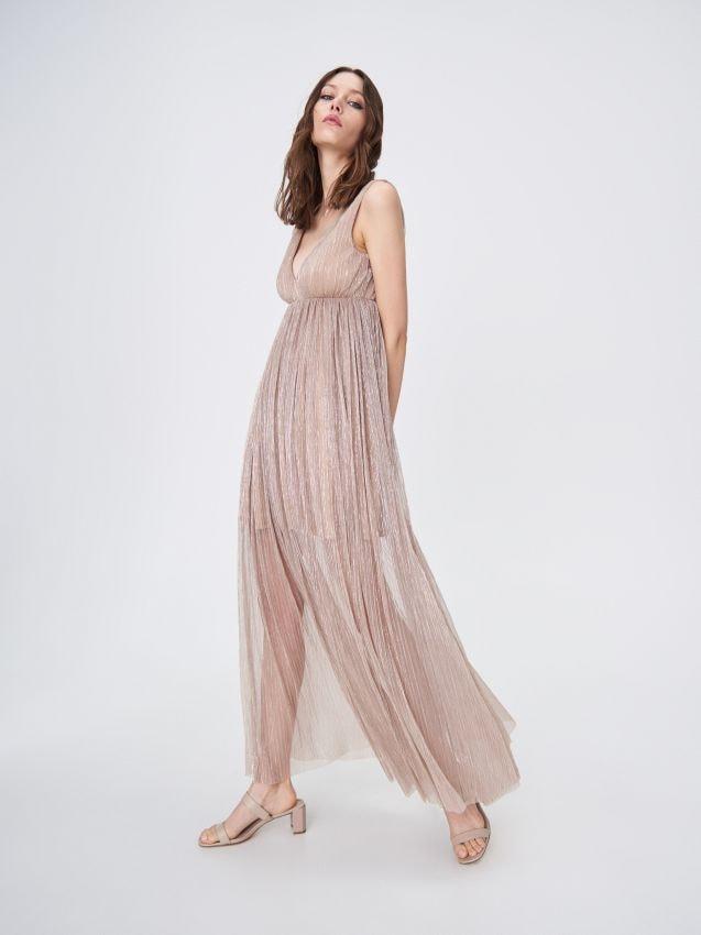 Svjetlucava maxi haljina
