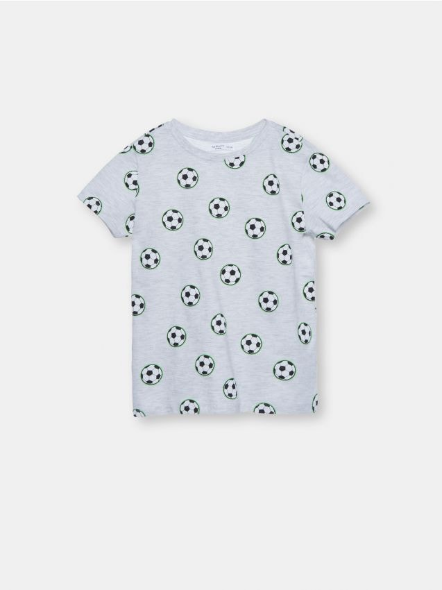 T-shirt with sports print