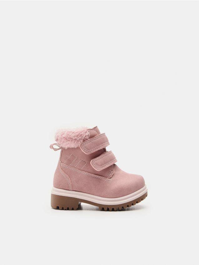 Copii glezna cizme
