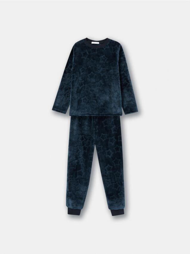 Polarowa piżama dwuczęściowa