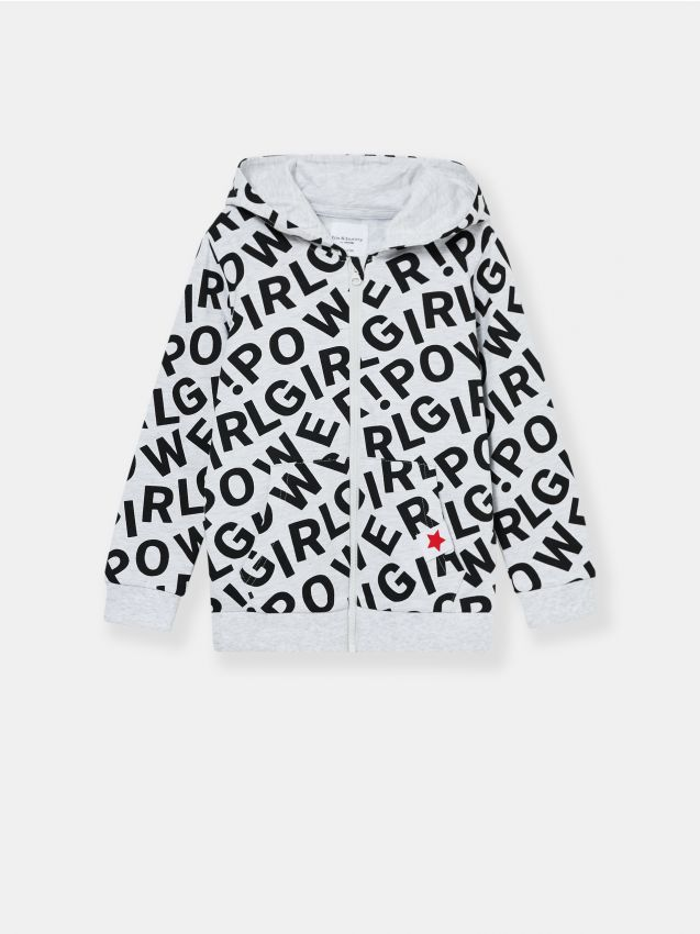 Bluza dziewczęca Girl Power