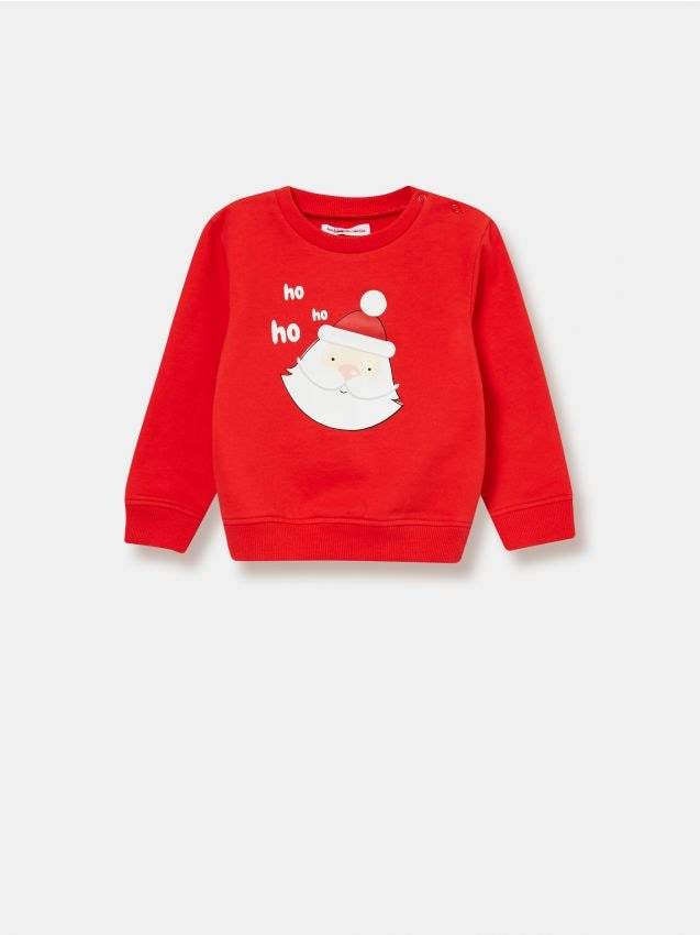 Bluza ze Świętym Mikołajem