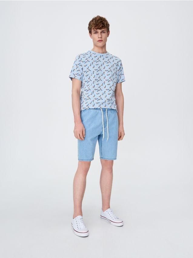 Kratke hlače od trapera
