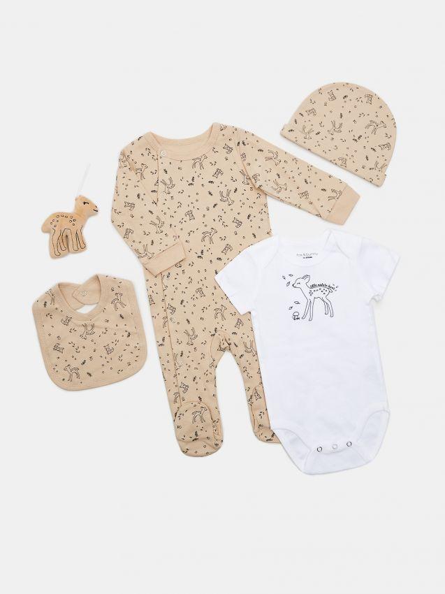 Zestaw dla niemowlaka