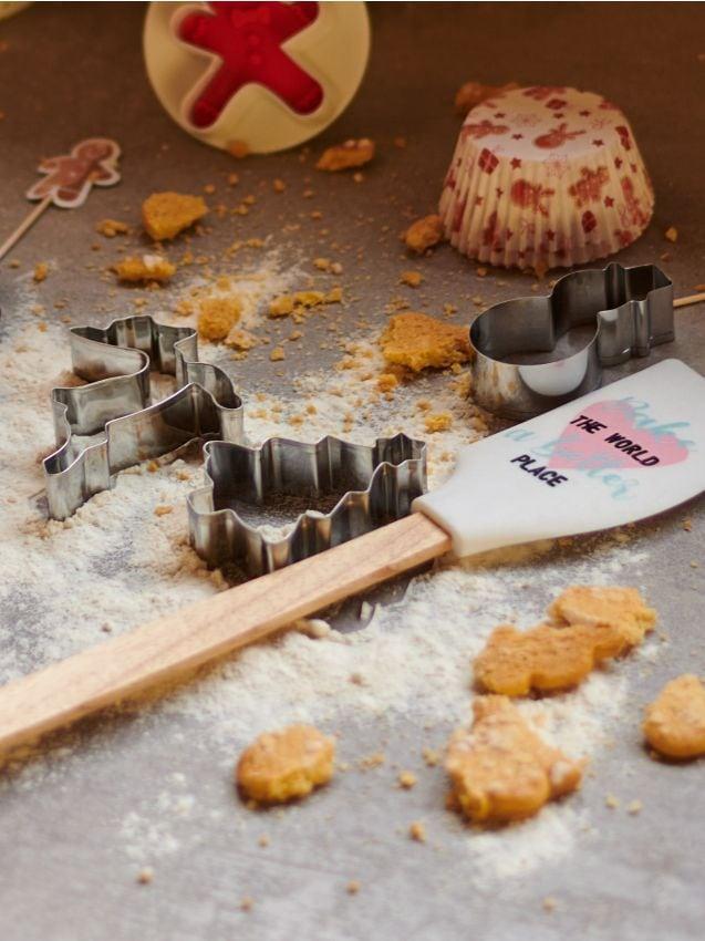 Foremki wykrawaczki do ciastek