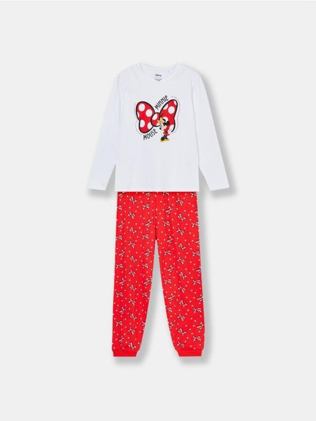 Piżama dwuczęściowa z Minnie Mouse