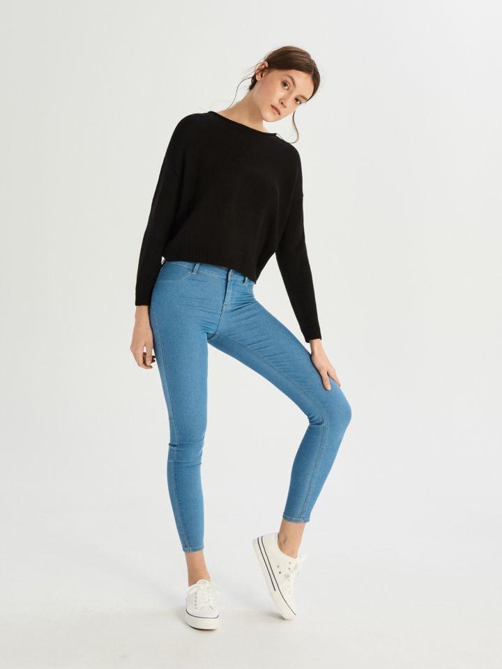 Krótki sweter